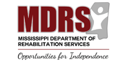 MS Dept of Rehabilitatiion Services