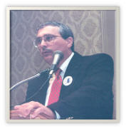 Mark Smith, Executive Director of the MSCCD, 1992-2002